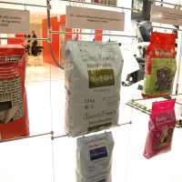 Automatic forming eco-friendly FFS bag packaging /PE HEAVY BAG/