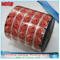Food Grade Heat Seal Automatic Roll Parafilm For Milk Tea