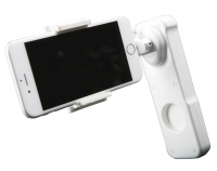 White Color Multi-Angle Gimbal Stabilizer