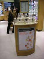 Custom made retail fixtures, displays and POP