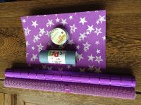 pet/bopp glitter film roll gift wrapping paper thermal laminating film
