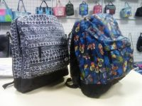 LA-13-05 - Polyester Backpack with ergonomic straps