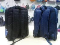 Polyester Backpack With Ergonomic Straps