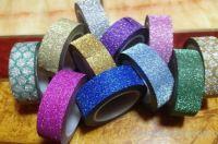 glitter wrapper