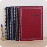 LA-04-01 - Hard Cover Spiral Notebook