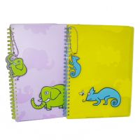 PP Cover Spiral Notebook ( Personalized / Journal  / Promotional )