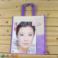 promotional pp non-woven bag , non-woven tote bag , non-woven shopping bag
