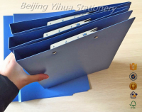 A4 Size Glossy Paper File Folders Printing , Custom File Folders ,OEM order is supported