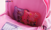 cartoon designed kids school bag