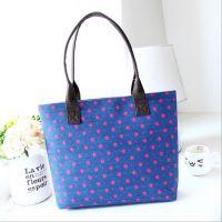 canvas bag/blank canvas tote bag/wholesale canvas shopping bag