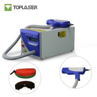 Portable Q-switched Nd Yag Tattoo Removal Machine with CE