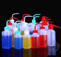 Whole sale high quality Laboratory Plastic Wash Bottle 250 500 1000ml
