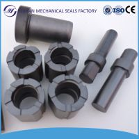 silicon carbide sliding bearings
