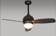 modern ceiling fan with