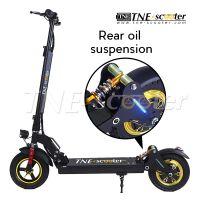 TNE 2 wheel self balancing folding adults electric scooter