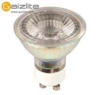 LED GU10 6W SMD Glass COB lens Energy Saving Home Lighting
