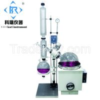 50L glass jacketed rotary evaporator with ex-proof motor