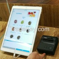 80mm Mobile Printer Support iOS and Android
