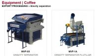 Coffee processing  machinery- Top brazilian Technology