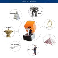 Hot sale High accuracy prototype review 3d printer spool