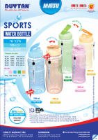 PET water bottle packaging-Duy Tan Plastics made in Vietnam-High quality-Competitive price-100% new Resin