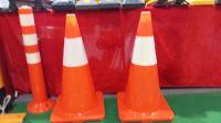 Road safety 70cm pvc traffic cone
