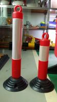 Hot sales PE flexible post for traffic safety