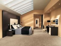 High quality best price luxury plywood melamine boards hotel furniture for chain business hotel