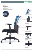 KALO Fabric Mesh office chair