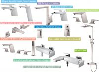 MUNK faucet series+Single basin faucet/mixer+bidet faucet/mixer+kitchen faucet/mixer+bathtub faucet/mixer+in wall basin faucet/mixer+concealed shoer faucet/mixer+shower set