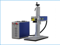 Color Laser Marking Machine - Type III--MOPA Fiber Laser