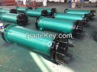 Cylindrical Block Type Graphite Heat Exchanger