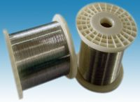 Nickel Plated/Tin Plated Copper Wire/Alloy Wire/Silver Plated Copper Clad Steel Wire