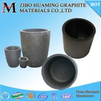 High-strength good-price graphite crucible for smelting and metallurgy