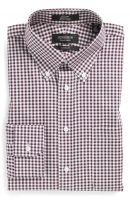 Classic Fit Non-Iron Gingham Dress Shirt
