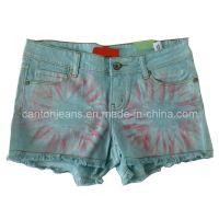 Popular Lady's Jeans Pants. Fashion Denim Women Short Jeans/Pants