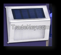 Solar Stairs Lights LED