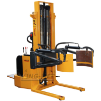 2400mm Lifting Height Drum Rotator YL600