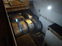 Conveyor Belt shipping freight
