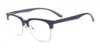 Retro Half-rim TR90 Spectale Eyeglasses Frame and Nice glasses