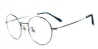 Wholesale Big Round Vintage Eyeglasses Retro Pure Titanium Spectacle Frames