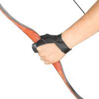 Leather Y Archery Glove