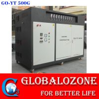 water treatment ozone geneator 500g/h with built-in oxygen concentrator