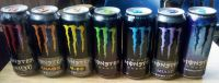 Carbonated energy drinks