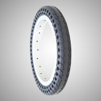 12*1.5 Inch Air Free Solid Tire