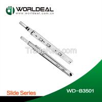 Heavy duty drawer slide ball bearing slide