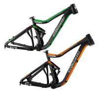 Kinesis 26er full suspension all mountain mtb bike frame AL7005