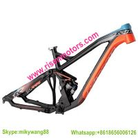 Full Suspension AM/Enduro Mtb frame 650B 160mm travel Kinesis mountain bike frameTFM636