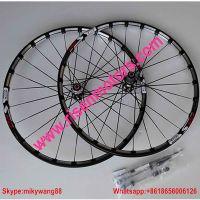 "New Style mountain bike cnc processed wheelset 26/27.5"" wheels"