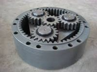 Excavator Travel Motor RV